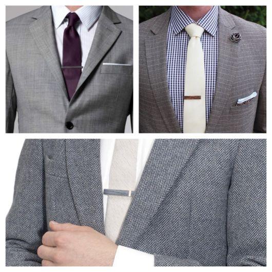 Como Usar Prendedor de Gravata – Dicas & 55 Looks Modernos!