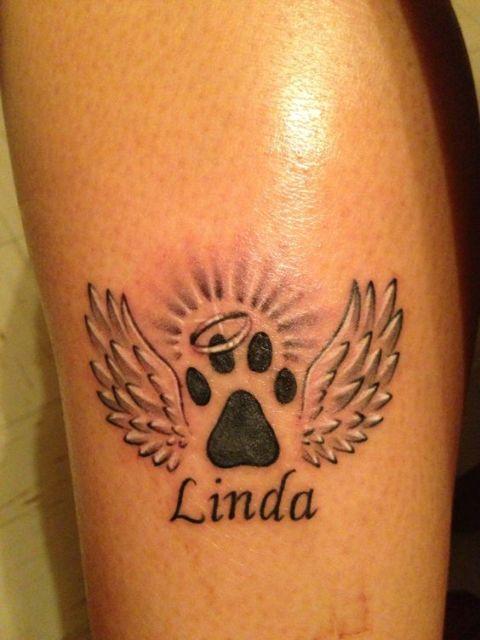 tattoo de anjo