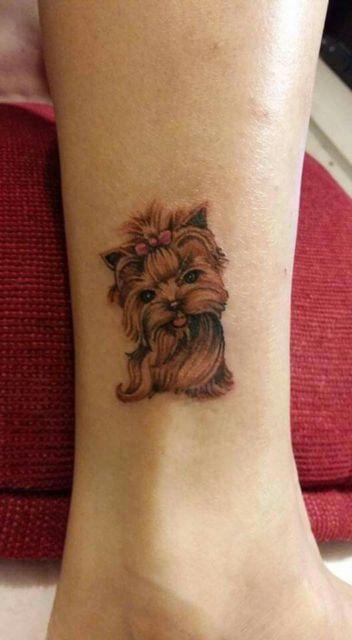 tatuagem cadela