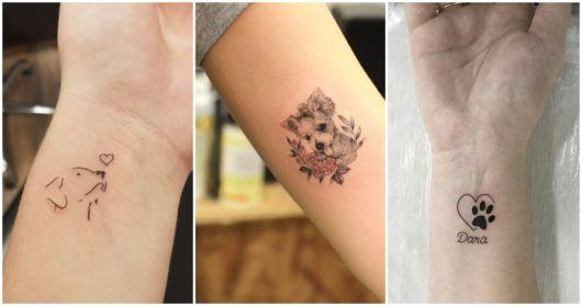 ideias para tatuagens delicadas