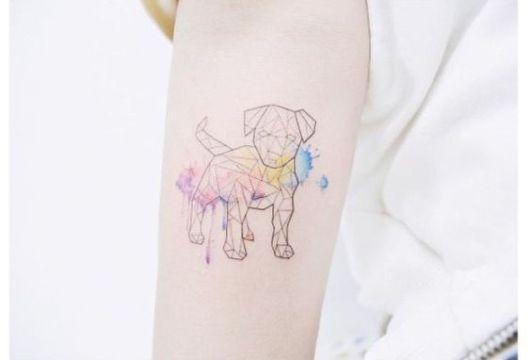tatuagem moderna