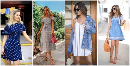 Como Usar Vestido Casual – 64 Dicas de Looks e Modelos Fabulosos!
