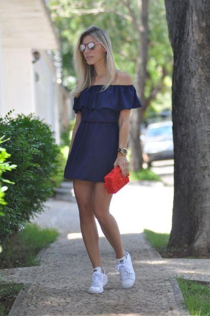 look com vestido de verão