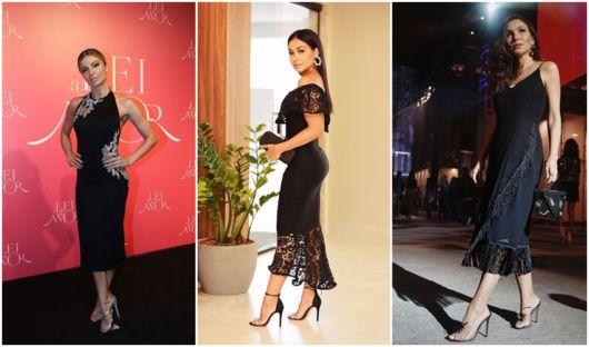 modelos de vestido para festa