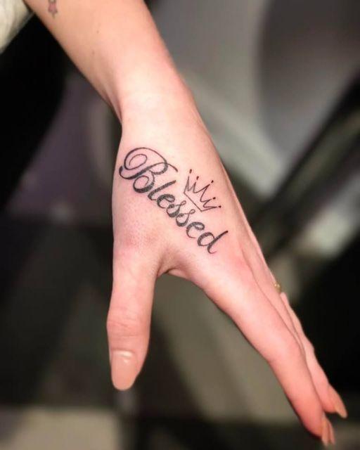 tatuagem com coroa