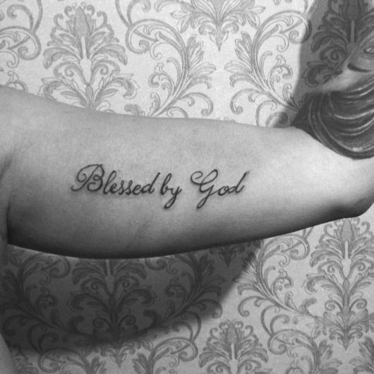 tatuagem blesse by gog