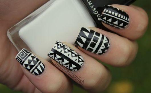 nail art moderna