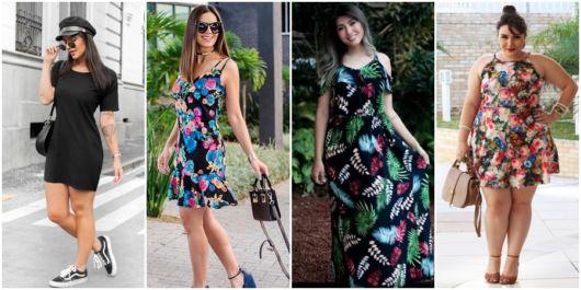 Vestido de Viscose – 74 Modelos e Looks Lindos para Usar no Verão!