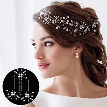 Arranjo de cabelo para noiva: lateral