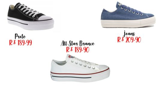 onde comprar all star