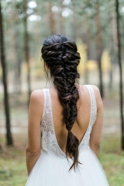 penteado noiva casamento de dia