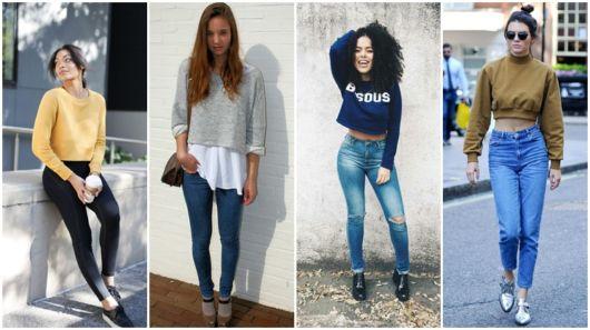 Moletom Cropped – Melhores Dicas de Looks: Como Usar com Estilo!