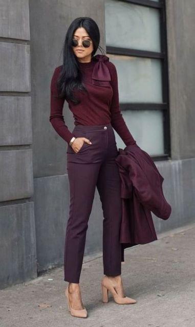 look formal