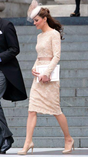 vestido com manga longa
