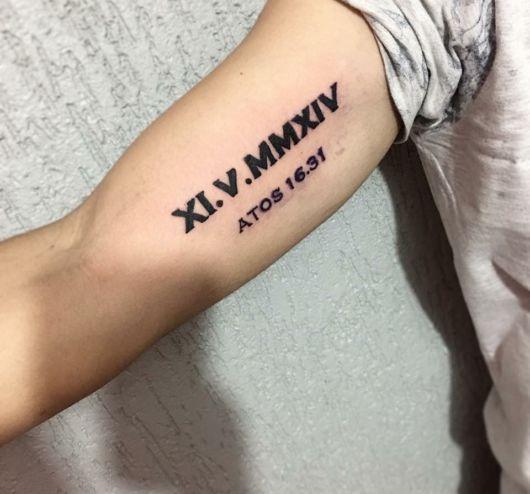 Tatuagem No Antebraço Masculina Mais De 90 Inspirações