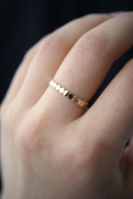 anel delicado
