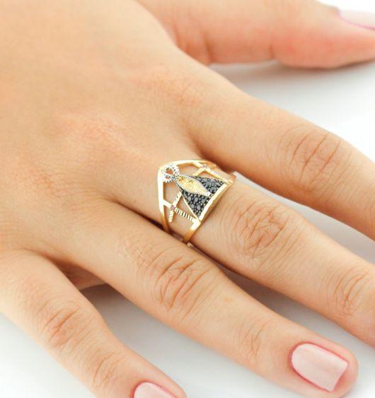 anel Nossa Senhora Aparecida