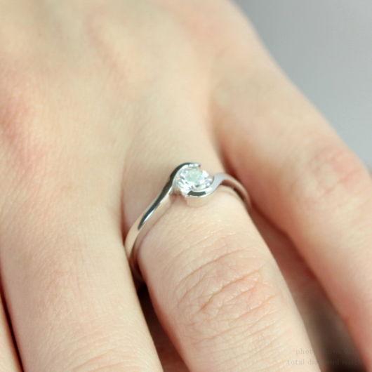 anel de ouro branco