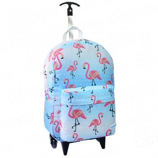 mochila infantil com rodinha