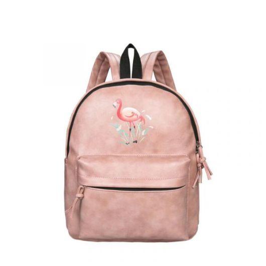 mochila rosé
