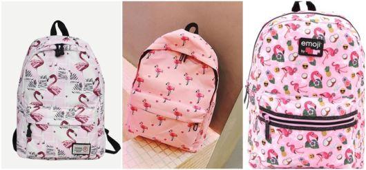 modelos de mochila rosa