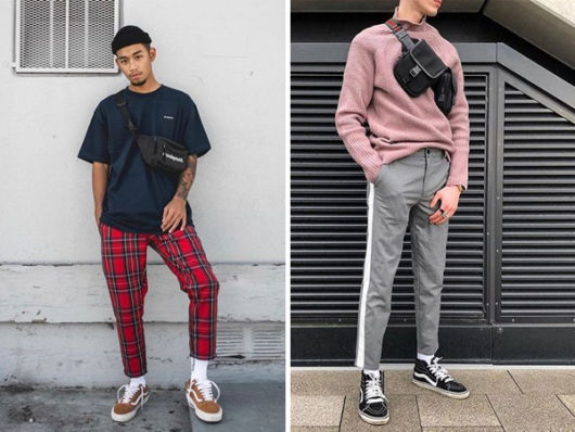 pochete masculina