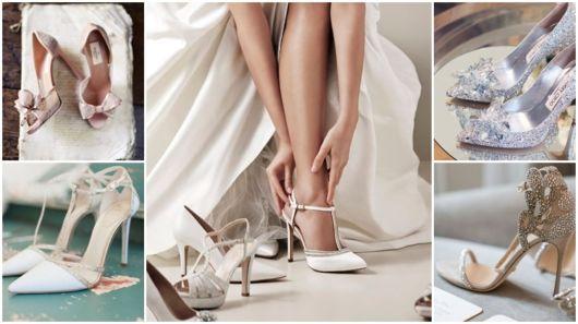04eff9f74 Sapato de Noiva: Como Escolher? – Os 76 Modelos Mais Amados!