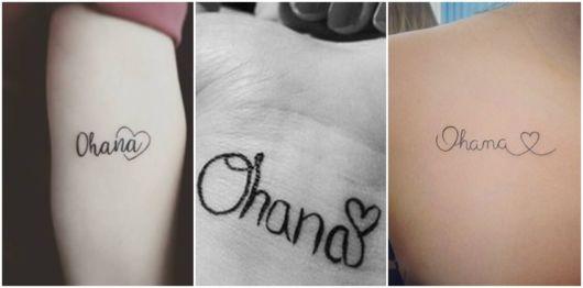 ideias de tattoo com coração