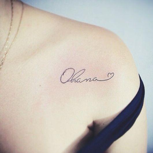 fonte tatuagem no ombro
