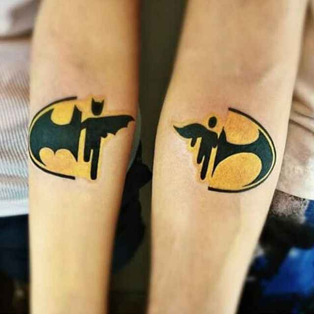 tatuagem para irmãos