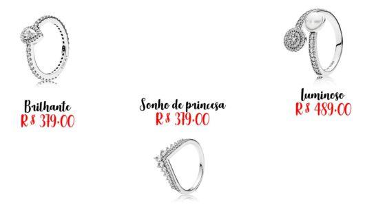 anel pandora