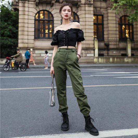 o que é o estilo punk na moda