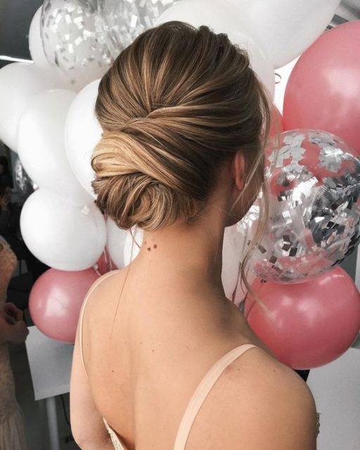 Penteado de princesa para casamento