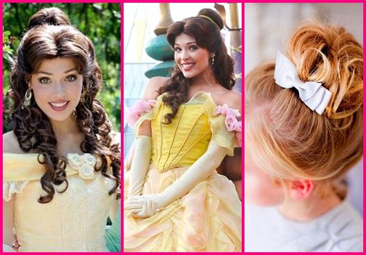 Penteado de princesa: inspirações