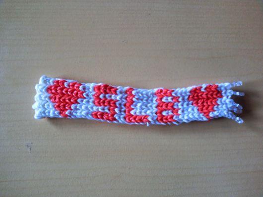 pulseira de elástico com nome