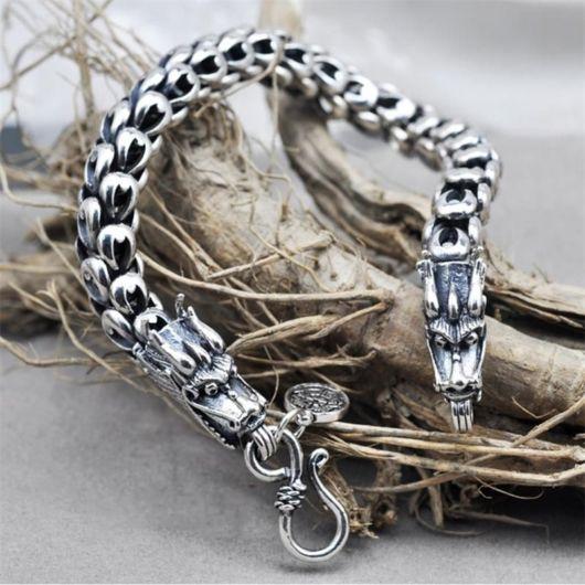 pulseira de dragão