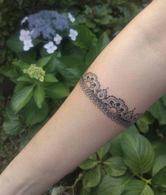 tatuagem indiana