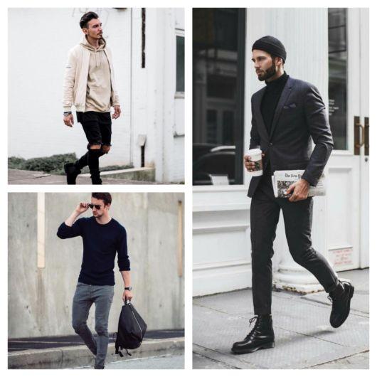 estilos masculinos