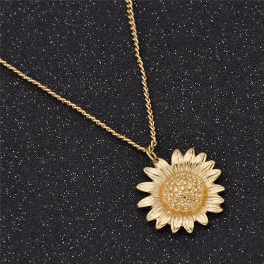 colar feminino de ouro