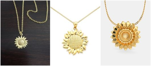 modelos de colar de ouro