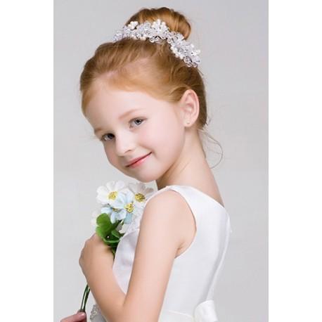 coque infantil para meninas em casamento