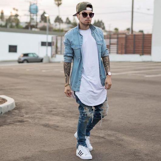 estilo masculino street