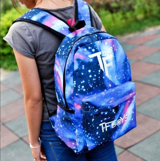 mochila para escola