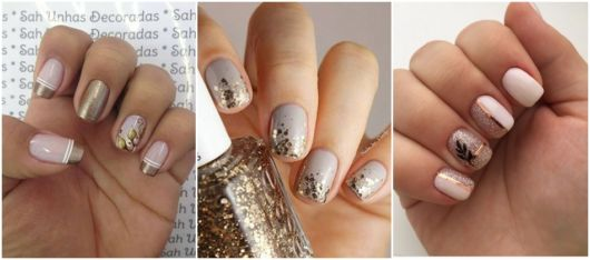 ideias para nail art