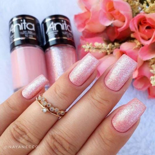 esmalte rosa anita