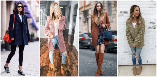 Casaco de lã – 72 looks lindos e elegantes para arrasar no inverno!