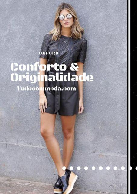 Oxford Feminino – Como Combinar + Guia com 90 Looks Espetaculares!