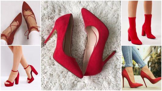 Sapato Vermelho: Os 60 Melhores Looks – Dicas para Usar o Seu!