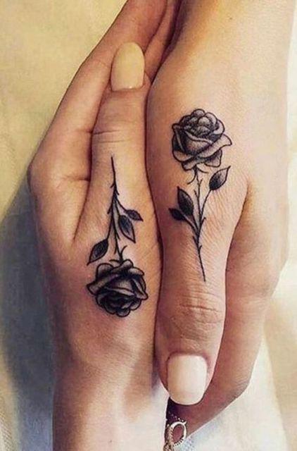 tatuagem amizade