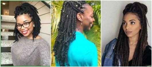 ideias de penteados semi preso